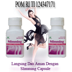 Obat Herbal Slimming Capsule